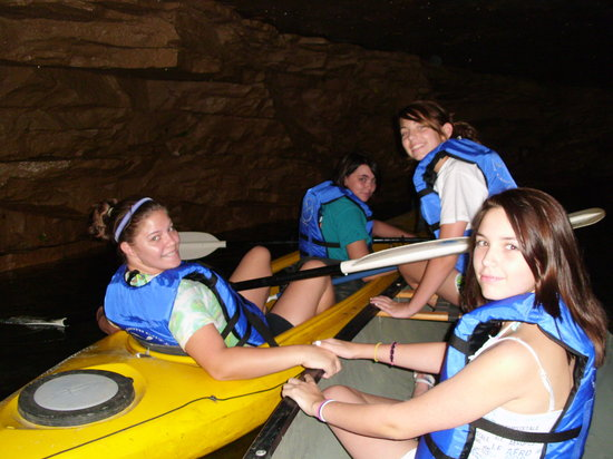 Mammoth Cave Canoe & Kayak: This was a blast