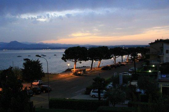Hotel Fornaci: La vista dalla stanza 120