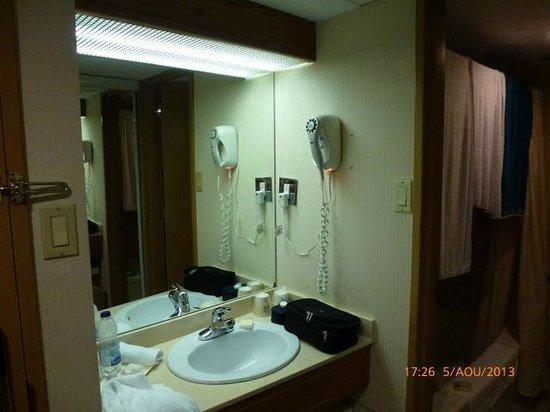 Hôtels Gouverneur Trois-Rivières : interior of room 224...