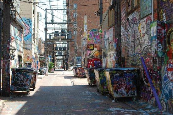Art Alley: Alley 1