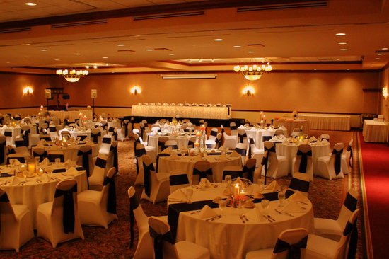 Clarion Highlander Hotel and Conference Center: Clarion Wedding