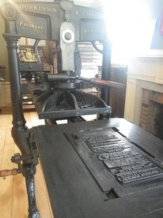 Mackenzie Printery & Newspaper Museum : une page d'histoire