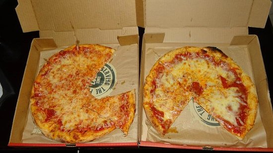 Flippers Pizza Picture Of Flippers Pizzeria Orlando Tripadvisor
