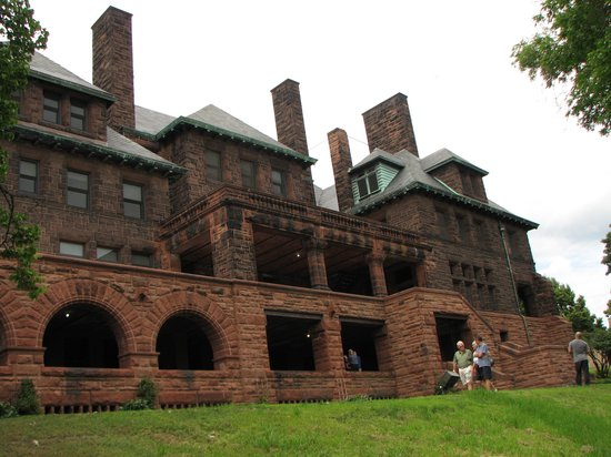 James J. Hill House: The Servants Side of the House