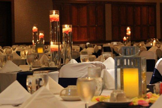 كلاريون هوتل هايلاندر كونفرنس سنتر: Event Seating