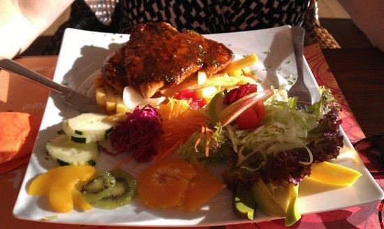 Maria Bonita: Cajun Chicken