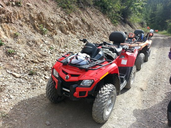 Toby Creek Adventures Ltd.: ATVs