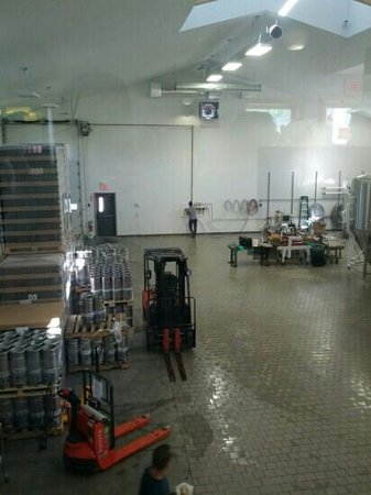 Maine Beer Company: The Brewery