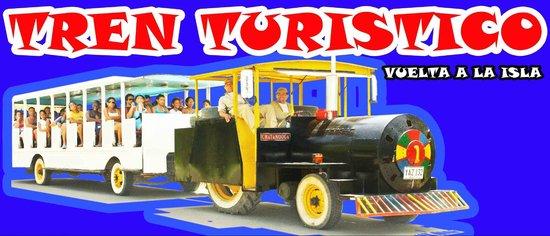 Tourist Train: Tren Turistico San Andrés isla