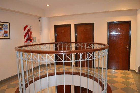 Apart Hotel Mirador de Salta: hall