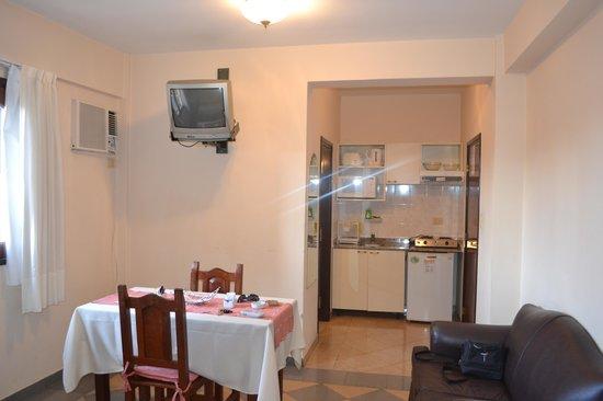 Apart Hotel Mirador de Salta: kichinette