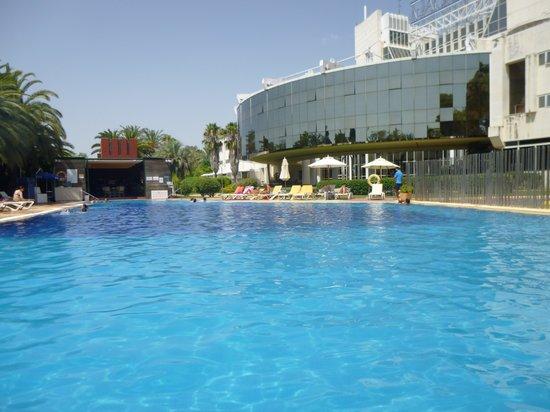 la piscine photo de silken al andalus palace hotel