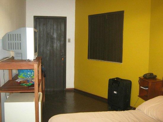 Pousada Portal da Concha: Vista do apartamento