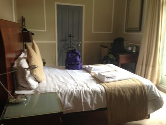 Qudos Hotel: raum 15