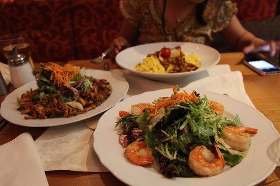 Hotel Meiser`s: dinner at hotel restaurant