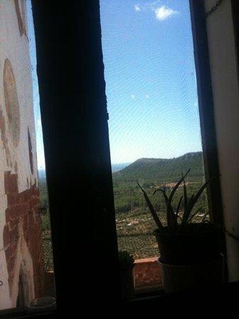 Ermita Mare De Deu De La Roca: en el restaurante