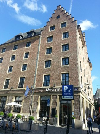 Novotel Brussels Grand Place: The Hotel