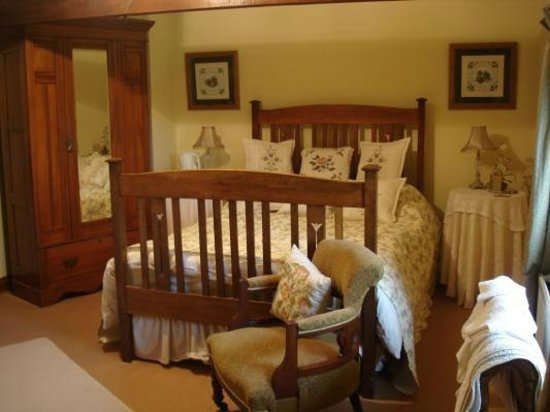 Browson Bank B & B: En-Suite Bedroom