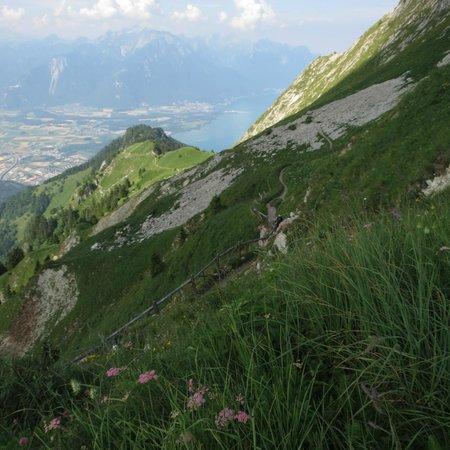 Chalet Tzigane: Golden Pass - Rochers De Naye