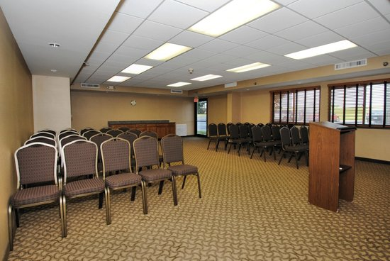 "Comfort Inn Latham/Albany North: The ""Albany"" Meeting Room"