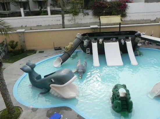 Royal Solaris Los Cabos: kids pool area