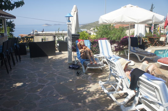 Kelebek Hotel: nice vtew