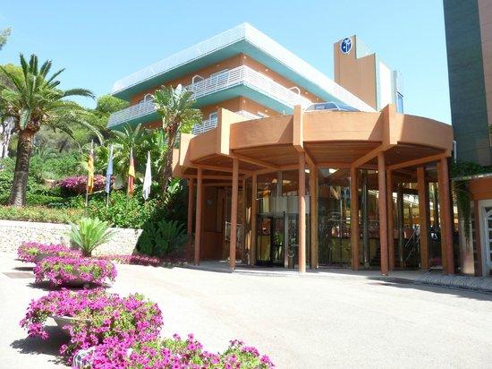 Palmira Paradis Hotel: Eingangsbereich 2