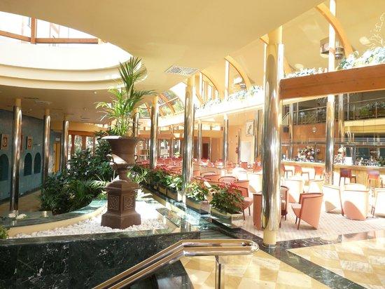 Palmira Paradis Hotel: Restaurant