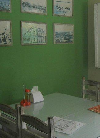 Restaurante Forte Mauricio de Nassau: Ambiente do Restaurante