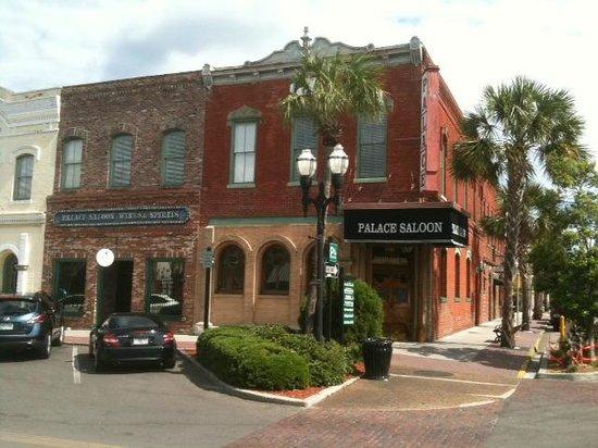 Palace Saloon: The Palace