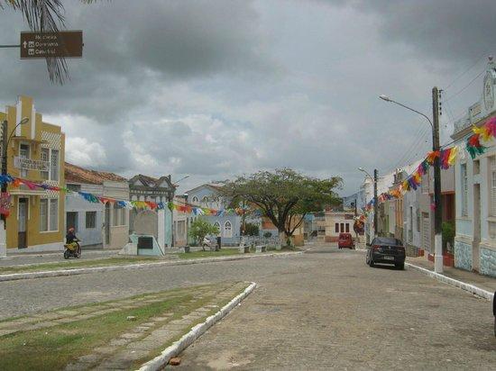 Restaurante Forte Mauricio de Nassau: Penedo/AL