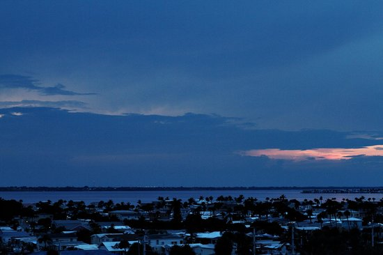 Courtyard Hutchinson Island Oceanside/Jensen Beach: View from 7th floor