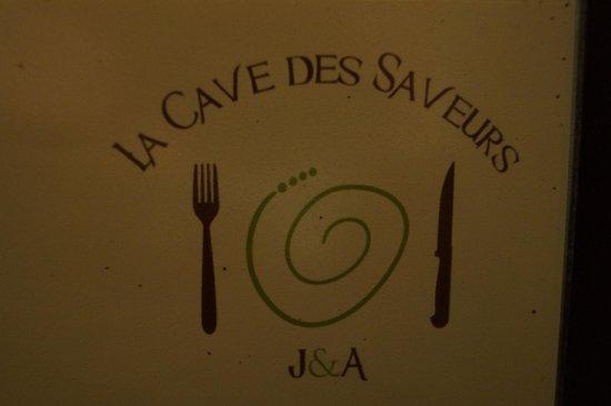 La Cave des Saveurs : assiette