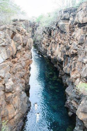 Las Grietas - Ecuador - natural Pool