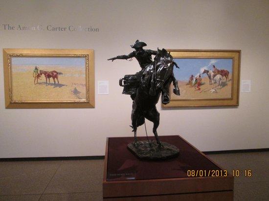 Amon Carter Museum of American Art : Remington