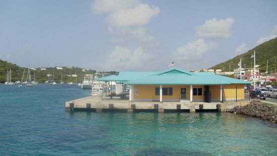 Virgin Islands Ferry - Red Hook