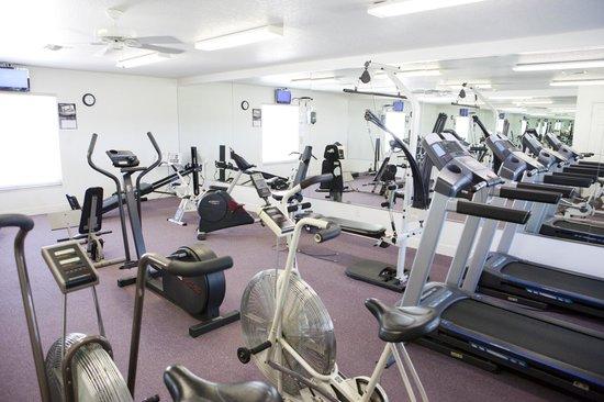 Rainbow RV Resort: Fitness Center