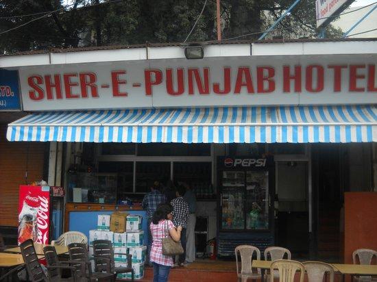 Sher-E-Punjab Restaurant: View of Restaurant