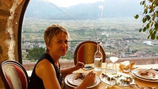 Hotel Villa Torre Antica: un posto meraviglioso dove abbiamo cenato
