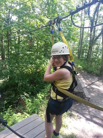 ACE Adventure Resort: Our Zipline Adventure