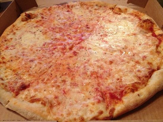 Hamburfer with fries Picture of Blue Jeans Pizza & Pasta