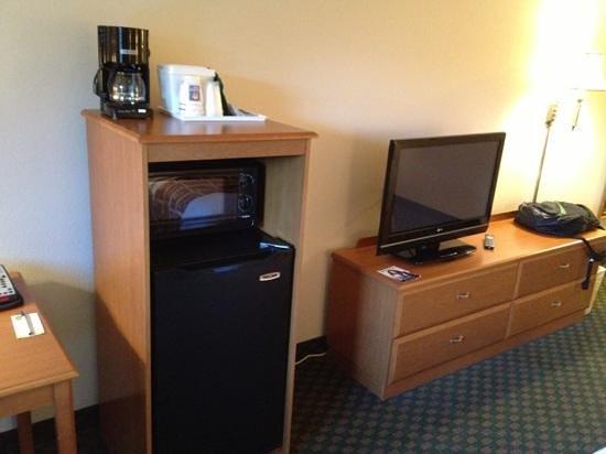 Comfort Inn & Suites: Extra
