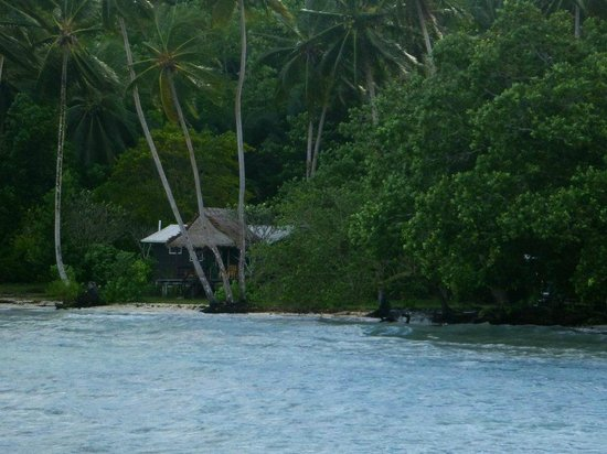 Uepi Island Resort: Our Cabin
