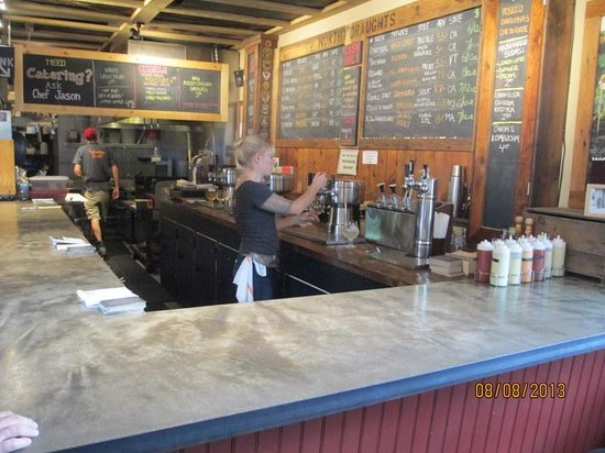 Worthy Burger: Bar & Kitchen Shot