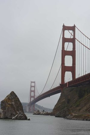 Cavallo Point: You couldn't ask for more stunning views of the bridge