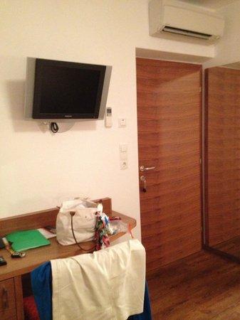 Rosenhof Weingut Hotel : Zimmer