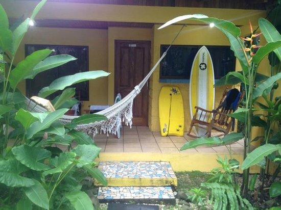 Zula Inn Aparthotel : Our Room