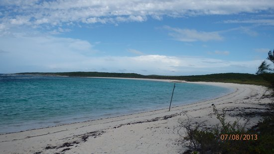 Dean's Blue Hole : Turtle Cove