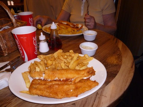 The Cafe Royal: cafe rolyal Annan