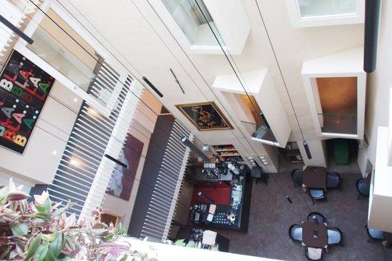 Hotel Gabbani : Innenhof